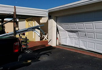 Panel Replacement Project | Garage Door Repair Brooklyn, NY
